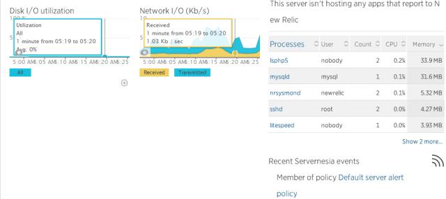 new-relic-server-lanjutan
